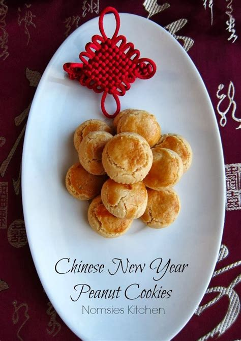 traditional new year cookies recipe 54 best cookies asian theme images on