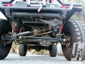 Jeep Tj Steering Der Jeep Wrangler Suspension Steering Upgrade Front