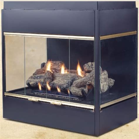 Sided Gas Fireplace Inserts by Wood And Gas Fireplaces Cheminee Stones Lebanon
