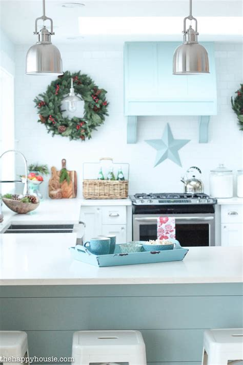 pictures of 10x10 kitchens home christmas decoration a lake cottage christmas christmas in the kitchen the