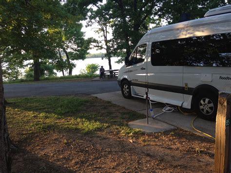 Lake Eufaula State Park Cabins by Oklahoma Rv Parks Ok Rv Parks Rvparking
