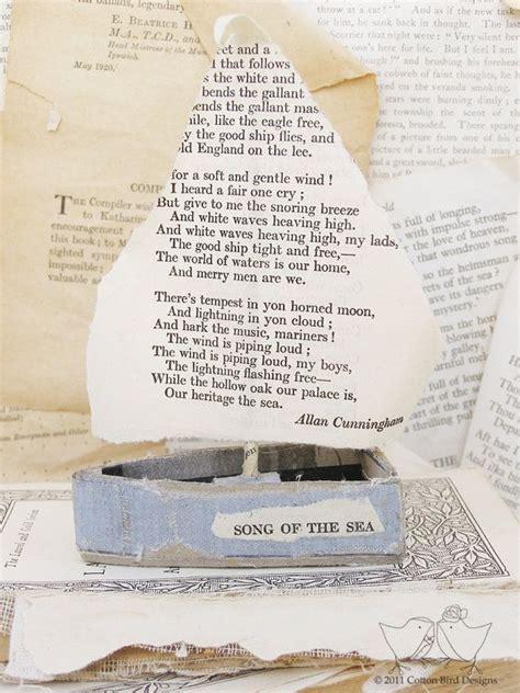 old boat poem 15 best paper mache boats images on pinterest paper