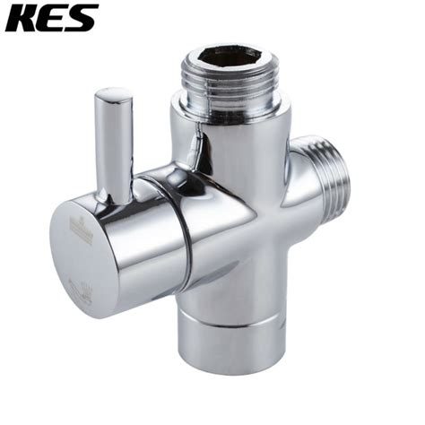 Shower Faucet Diverter Replacement by Kes Brass 3 Way Diverter Valve 1 2 Quot Ips Shower System
