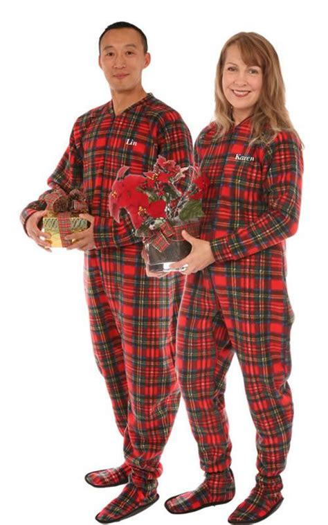 I Say Pajamas You Say Pajamas by 23 Best Footed Pajamas For Adults Images On