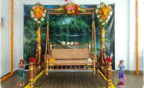 Decoration Ideas For Dohale Jevan What Are The Rituals Of An Indian Baby Shower Babychakra