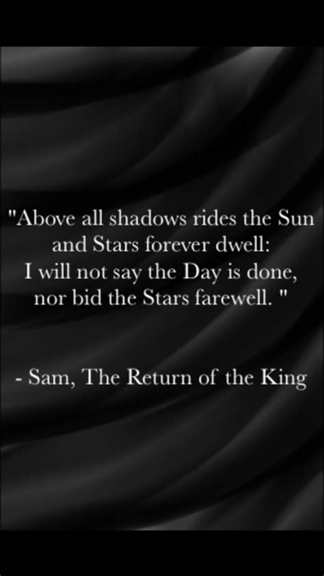 Return Of The King Quotes. QuotesGram