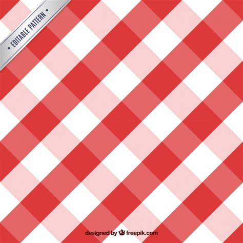 red white pattern vector red and white gingham pattern vector free download