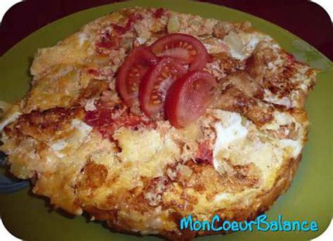 recette cuisine weight watcher recette de tortilla aux l 233 gumes weight watchers propoints