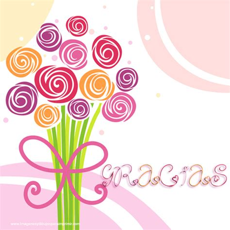 imagenes flores gracias imagenes de gracias para compartir
