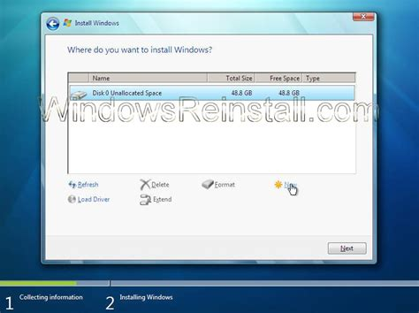 drive windows 7 ultimate hard drive cannot be seen during windows 7 install