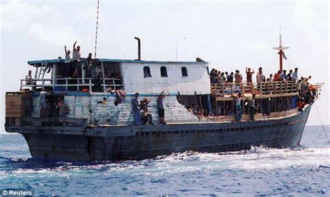 refugee boat australia australia bans all illegal boat refugees from ever