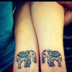 40 forever matching tattoo ideas for best friends