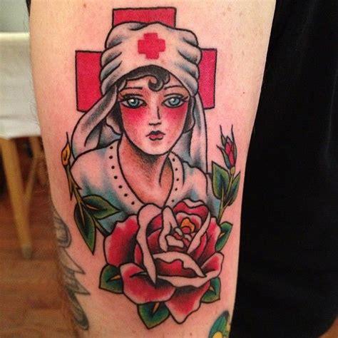 tattoo flash nurse 115 best images about nurse tattoos on pinterest