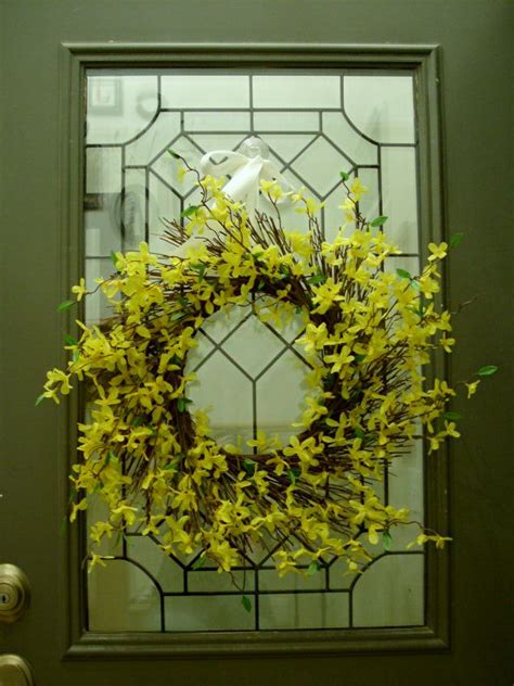 spring wreath for front door spring wreath for the front door outside pinterest