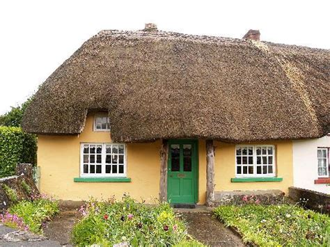 Adare Ireland Thatched Cottages by Thatched Cottage At Adare Picture Of Adare County