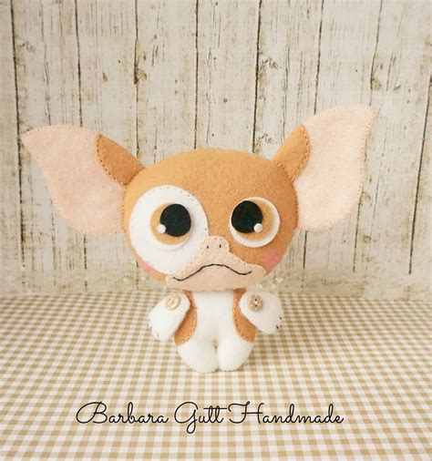 these look machine stitched for speed cute babies barbara handmade gremliny rozrabiają gremlins ku