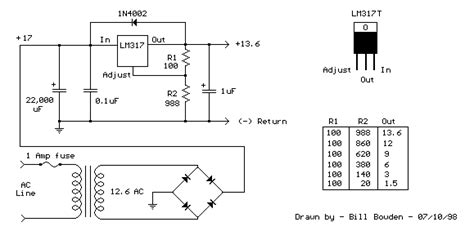 Promo Step 12a 4 5 30v To 1 25 30v Dc Buck Power Penurun Teganga lm317t variable voltage regulator circuit diagram and
