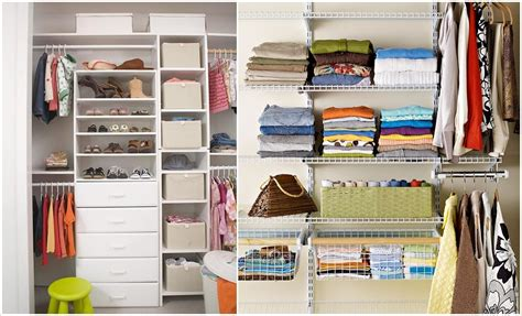 bedroom closet organizers ideas 15 top bedroom closet organization hacks and ideas