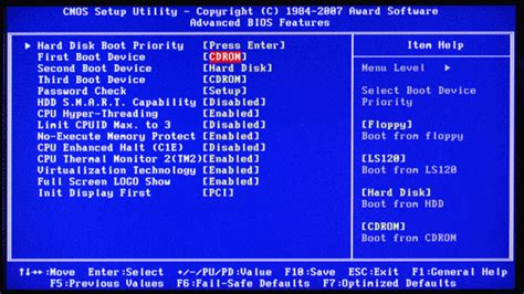 reset bios with hirens windows 7 won t boot closed computer won t boot