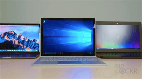 Laptop Apple Untuk Edit best editing laptop macbook pro vs surface book vs razer