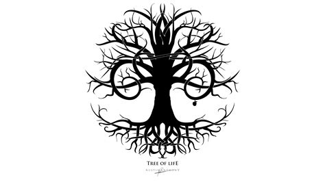 tribal tree of life tattoo pin tribal loyalty pictures tattoos
