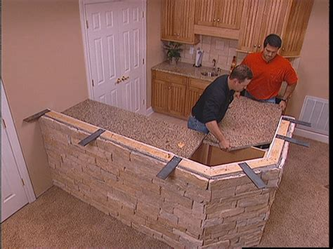 Kitchen Countertop Installation by Do It Yourself Install New Kitchen Countertops