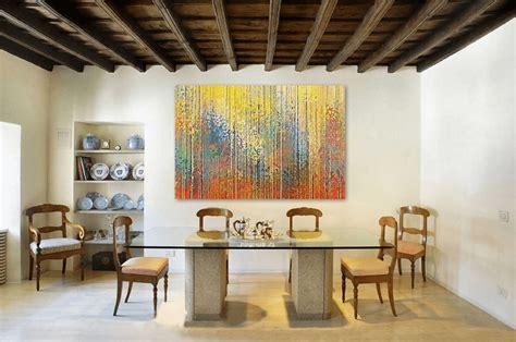 5 dining room wall art ideas