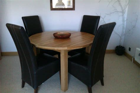 High Back Brown Leather Dining Chairs by 6 Brown Leather High Back Dining Chairs