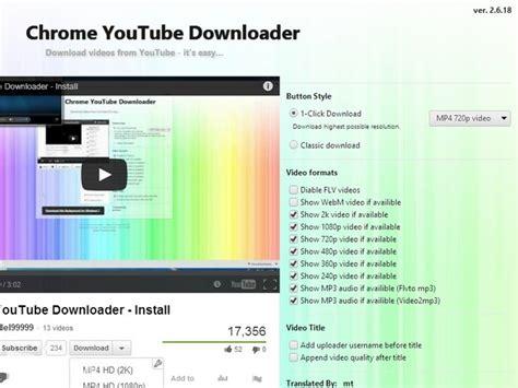 download youtube dari chrome cara download video youtube di google chrome pada windows