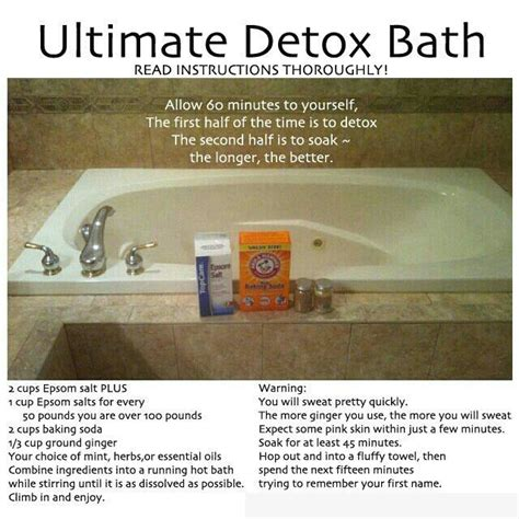 Detox Bath For Migraine by 18 Best Ocular Migraines Images On Ocular