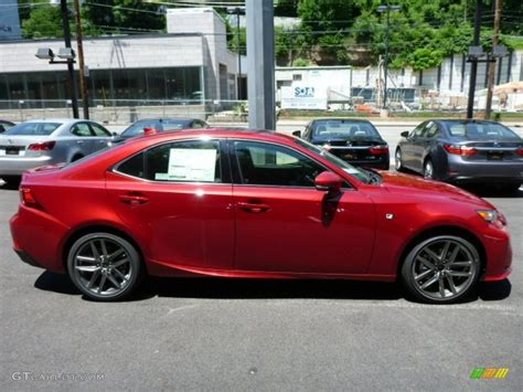 red lexus 2014 lexus is 250 2014 red www pixshark com images