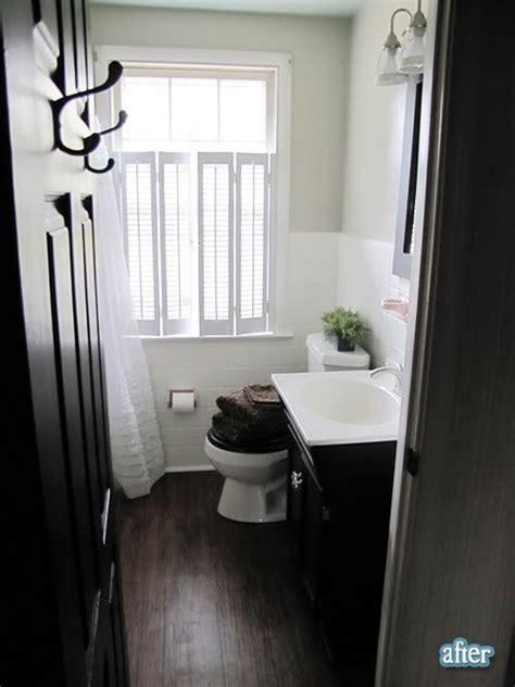 small bathroom floors 8 best bamboo floors images on pinterest dark wood
