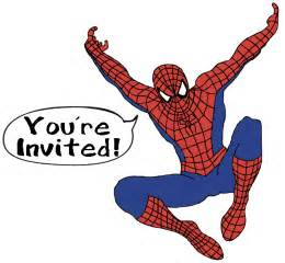 free spiderman clipart clipart best