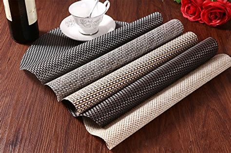 Dining Room Placemats pvc insulation dining room placemat dining room placemats
