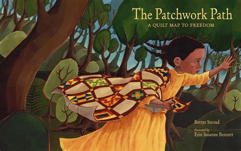 Patchwork Path - a line from june 2012