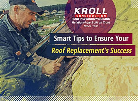 Smart Tips For Uncovering Roofers smart tips to ensure your roof replacement s success