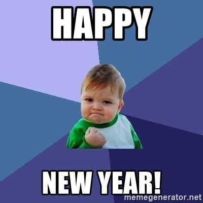 New Meme Generator - happy new year success kid meme generator