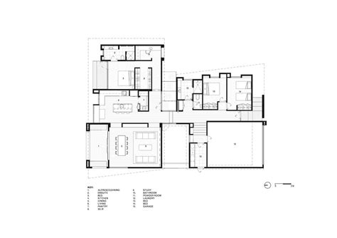 Contemporary Split Level House Plans by Modern Split Level Home In New Zealand With A Fresh