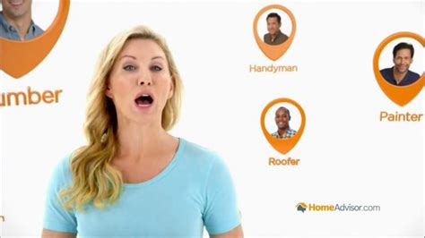 home advisor tv commercial featuring amy matthews ispot tv homeadvisor tv commercial know your pros featuring amy