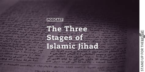 the age of jihad islamic state and the great war for the middle east books the three stages of islamic jihad stand up for the