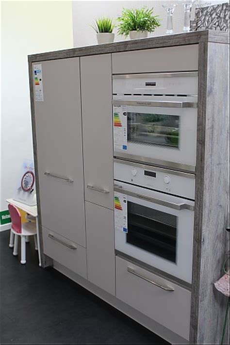 Backofen Ohne Kochfeld 366 by Nobilia Musterk 252 Che Nobilia Pfiffige K 252 Che Kombination