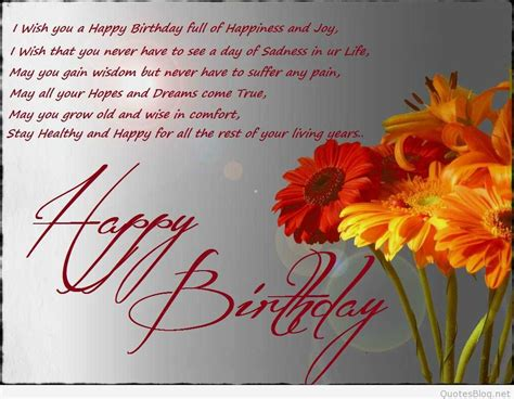 Pictures Wishing Happy Birthday The Best Happy Birthday Quotes In 2015