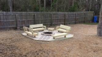 Firepit In Backyard Triyae Diy Backyard Pit Designs Various Design Inspiration For Backyard