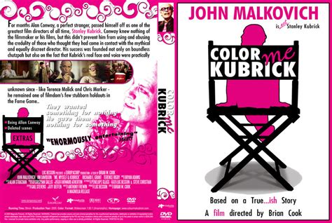 color me kubrick color me kubrick dvd custom covers 8469color me