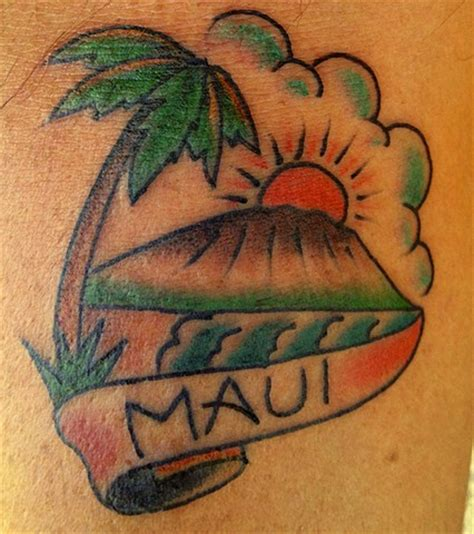 lahaina tattoo matt diehl permanent souvenir tattoos kihei