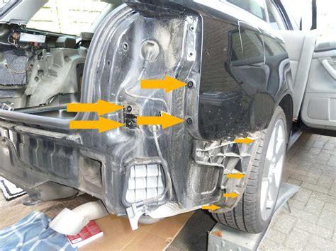 Audi A4 B5 Hecksto Stange Demontieren anh 228 ngerkupplung nachr 252 sten a4 freunde community dein