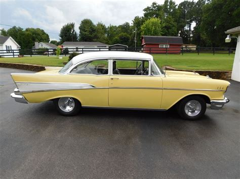 What Colors Go With Yellow labold classics 1957 chevrolet bel air yellow