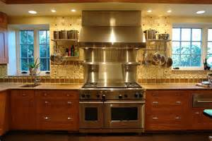 stainless kitchen backsplash how to make the most of stainless steel backsplashes