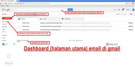 membuat akun baru dari gmail cara membuat email di gmail milik google mudah lengkap gambar