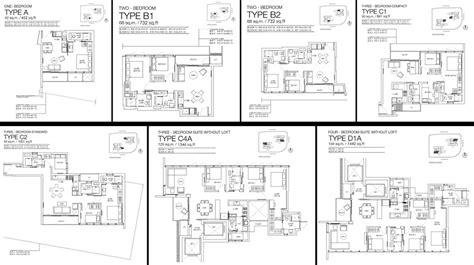 echelon condo floor plan echelon showflat location showflat hotline 61007122